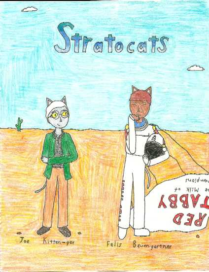 Stratocats, by KaiYves