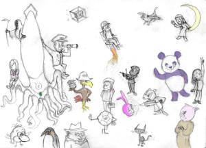 MB Doodle